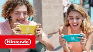 Nintendo Switch Lite Release Date Set for Sept. 20 and Will Cost $199, Here's All the Info You Need to Know