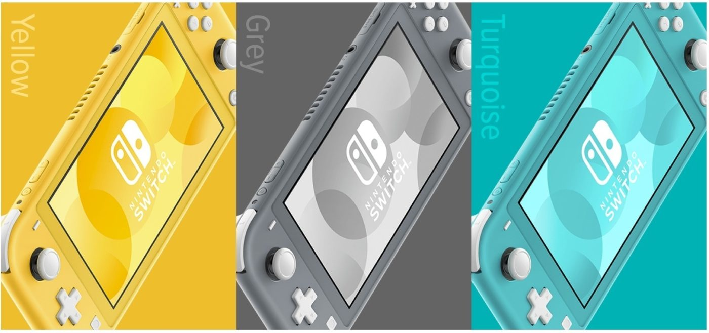 nintendo switch lite release date, Nintendo Switch Lite Release Date Set for Sept. 20 and Will Cost $199, Here's All the Info You Need to Know, MP1st, MP1st
