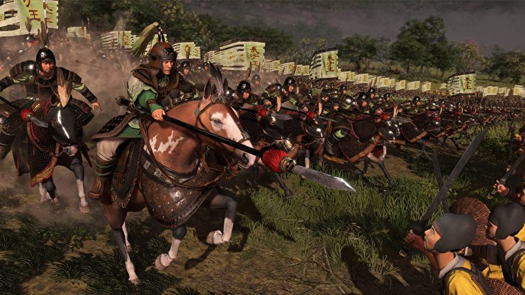 Total War Three Kingdoms Eight Princes Comes With Free Content for