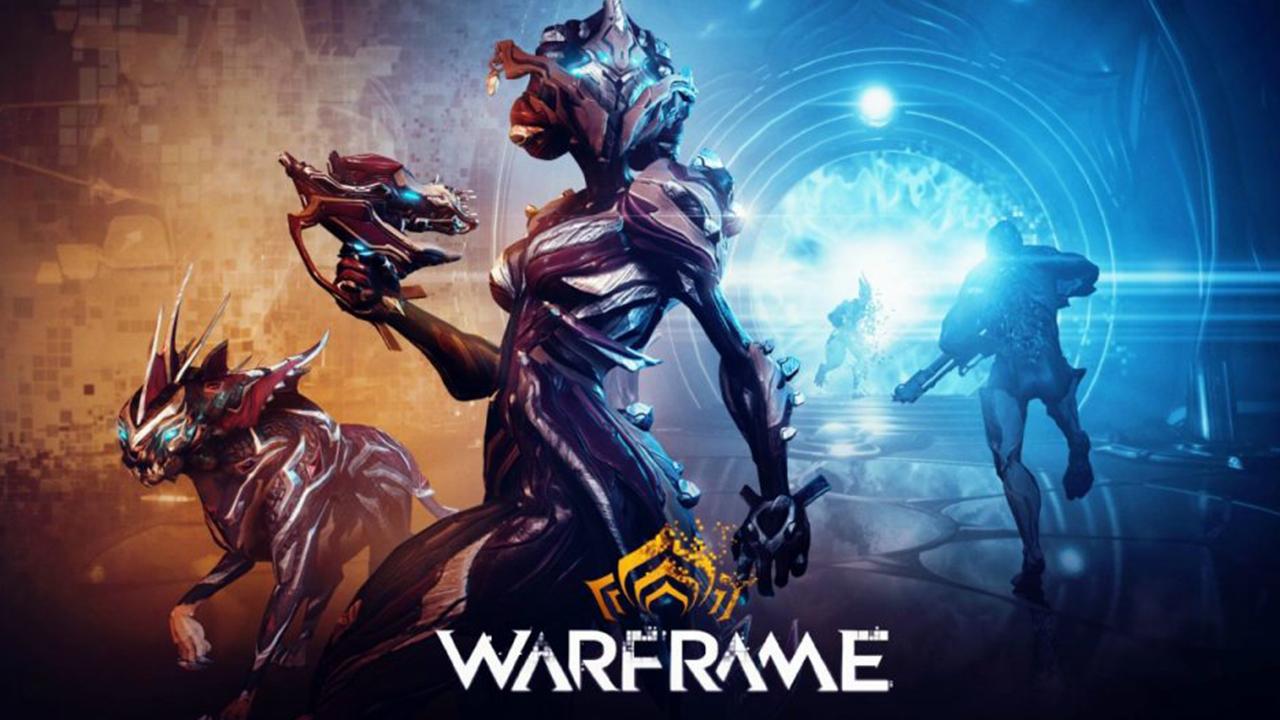 warframe new war