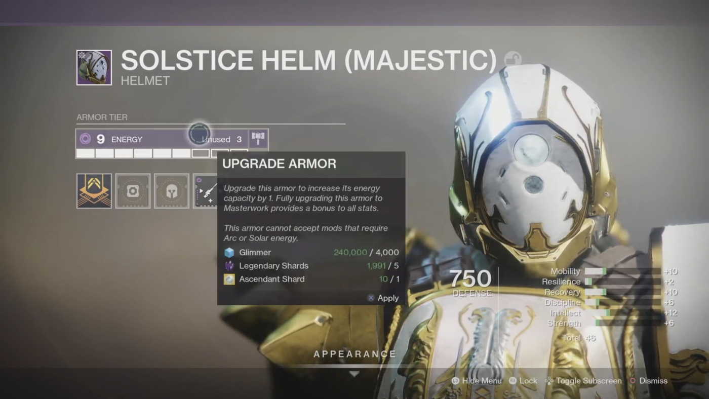 Destiny 2 armor 2.0, Destiny 2 Armor 2.0 Explained and Detailed, Here's the Info Revealed by Bungie Today, MP1st, MP1st