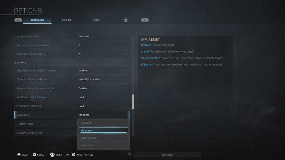 modern warfare aim assist, Call of Duty: Modern Warfare Aim Assist Settings to Be 4 Levels on Console, Crossplay Friends List Integrated With Activision Accounts, MP1st, MP1st
