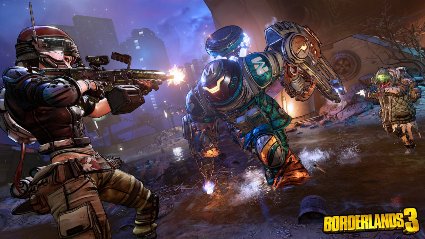 Borderlands 3 60fps Support on PS4 Pro Confirmed Along With Other