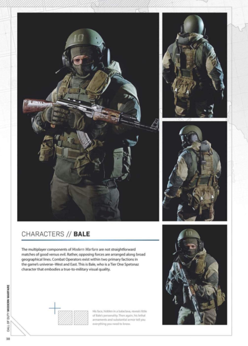 Call of Duty: Modern Warfare Bale