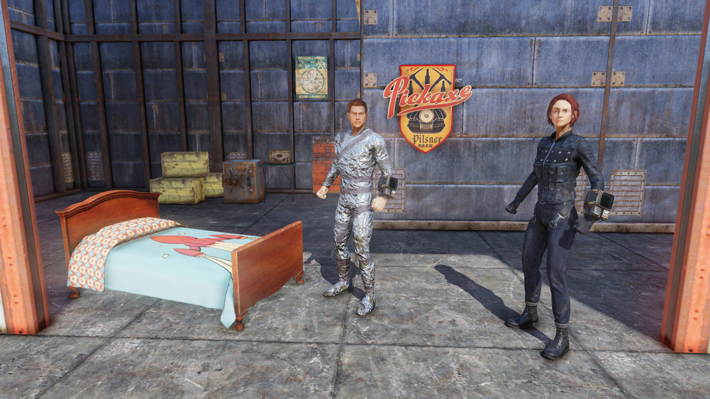 Fallout 76 Atomic Shop Update – Items and Sales for August