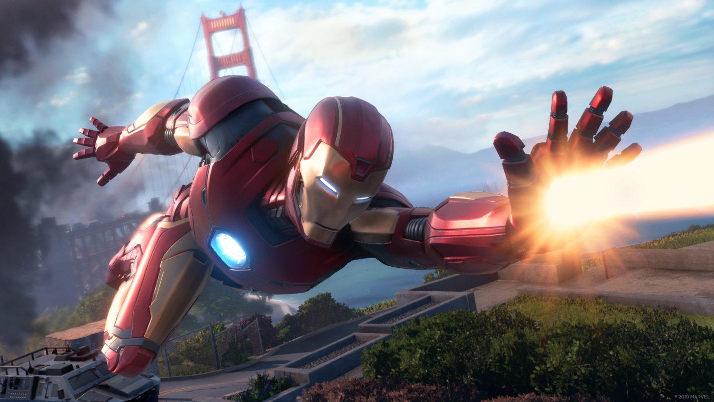 Marvel's Avengers Game Iron Man Skill Tree Guide