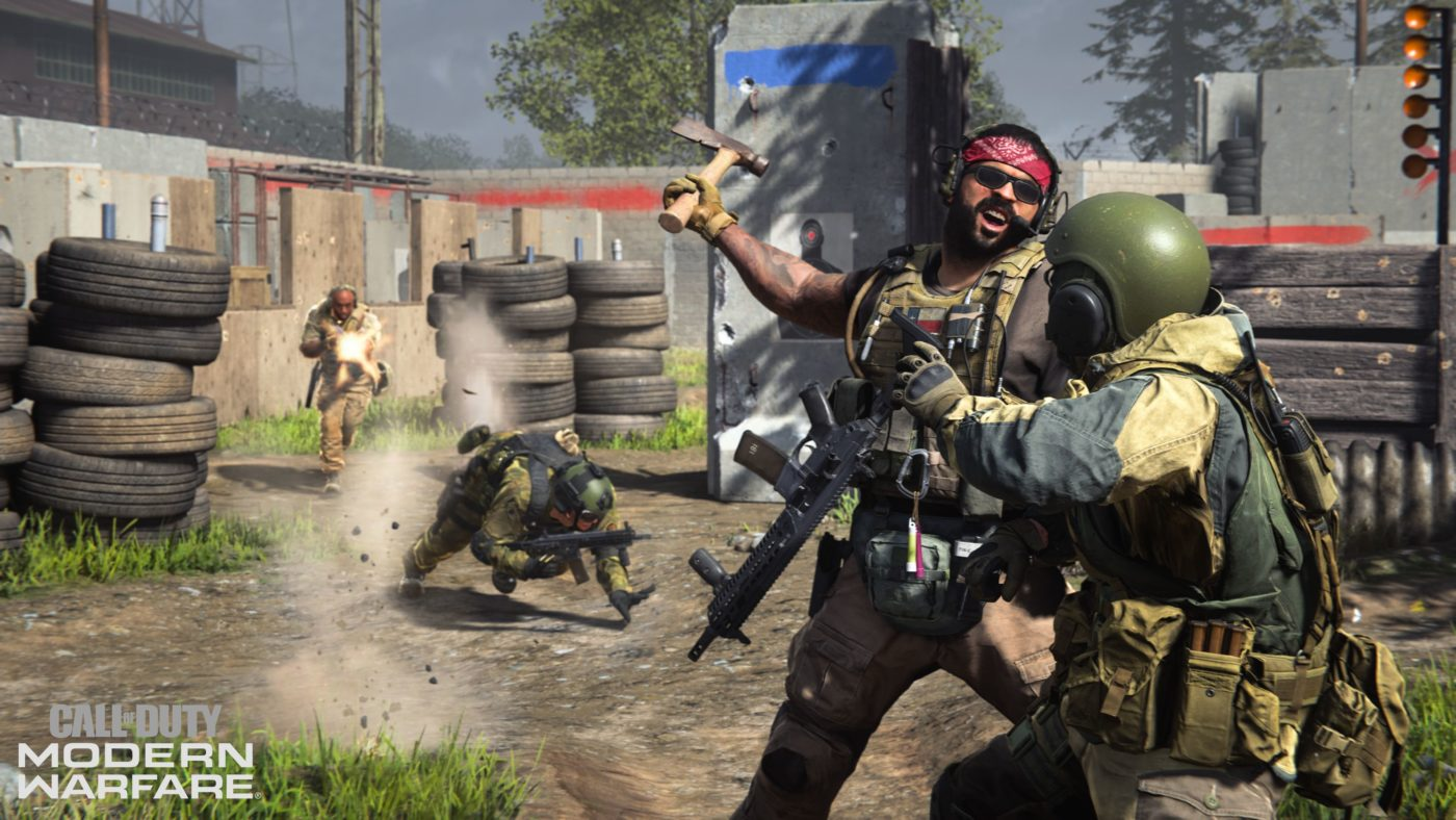 modern warfare xbox one shut down issue