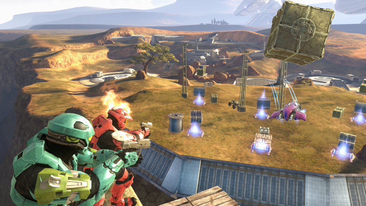 More Than 6.6 Million Halo MCC User Maps on Their Way-to-Players