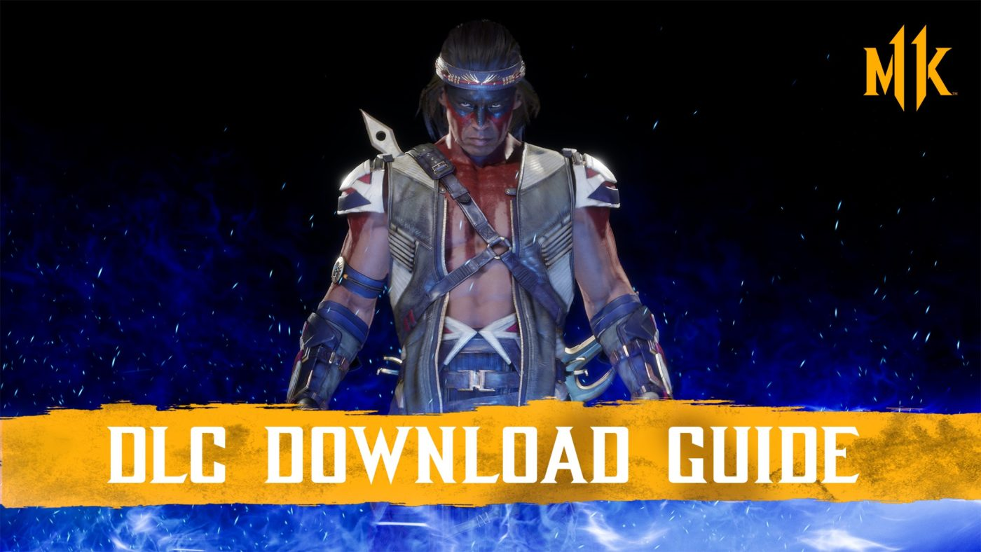 Mortal Kombat 11 Nightwolf DLC download links, Mortal Kombat 11 Nightwolf DLC Download Links Now Live, File Size Info and More Listed (US, UK), MP1st, MP1st