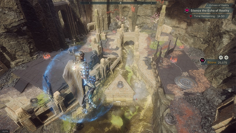 Anthem Cataclysm Secrets Map Marks Where You Need to Go