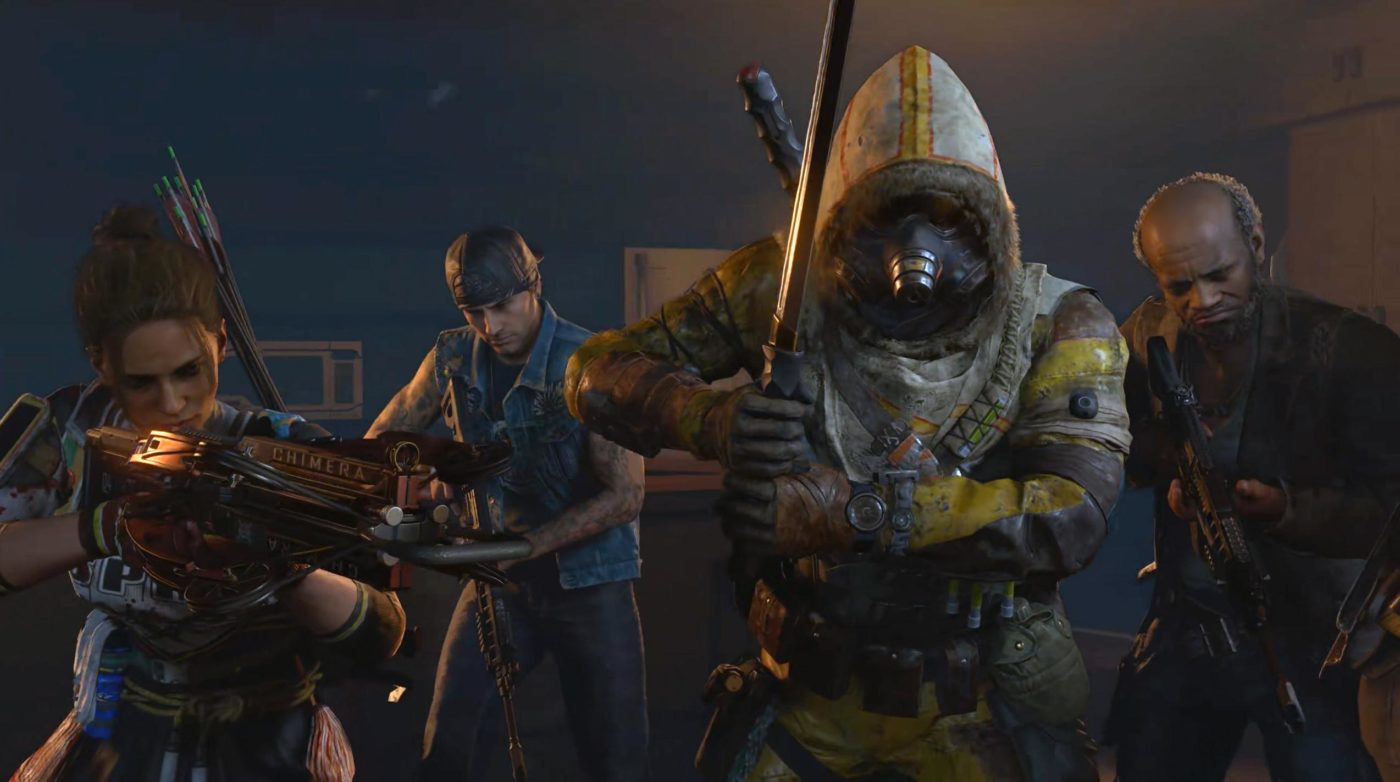 Call of Duty: Black Ops 4 Update Today Is All About the