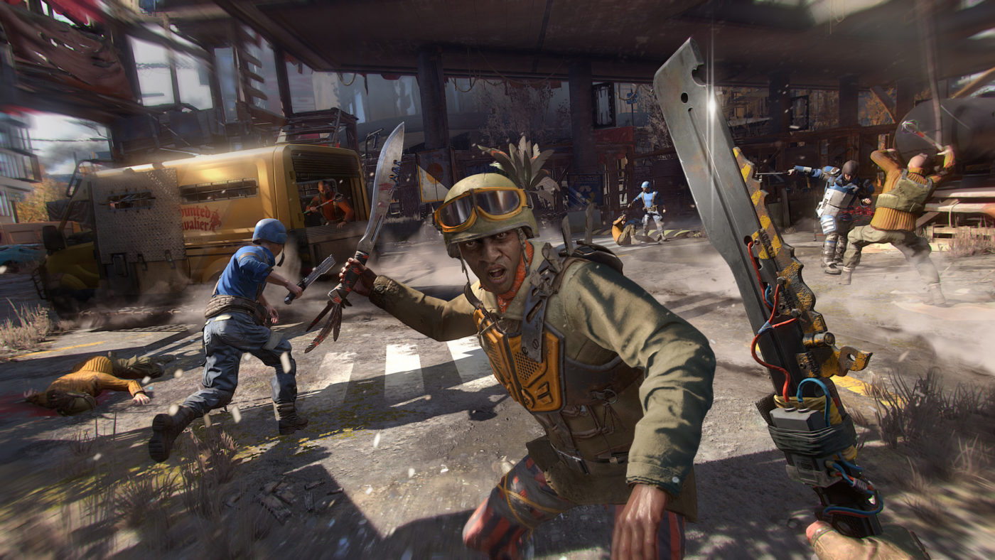 dying light 2 gameplay demo