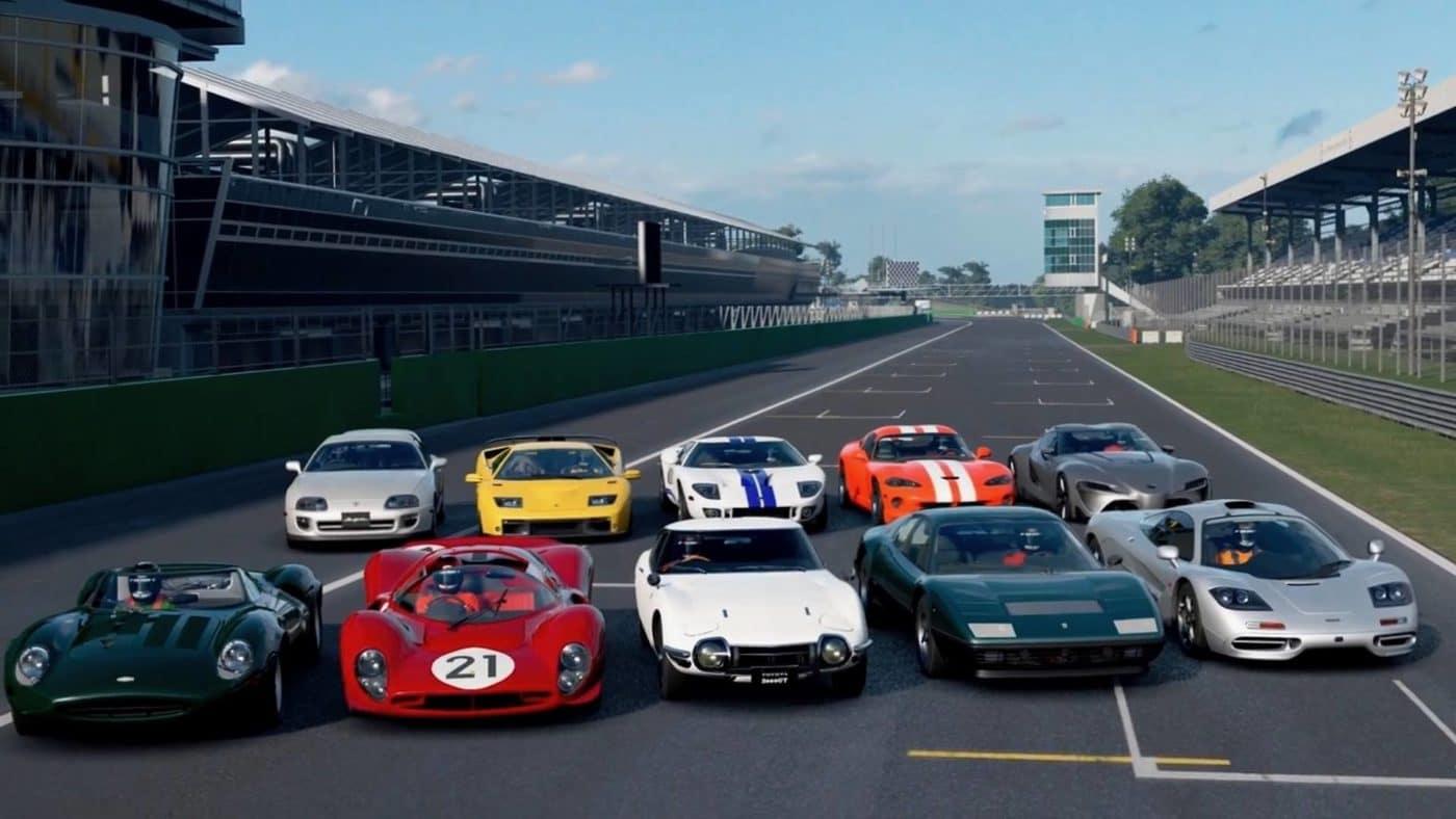 GT Sport Update 1.67