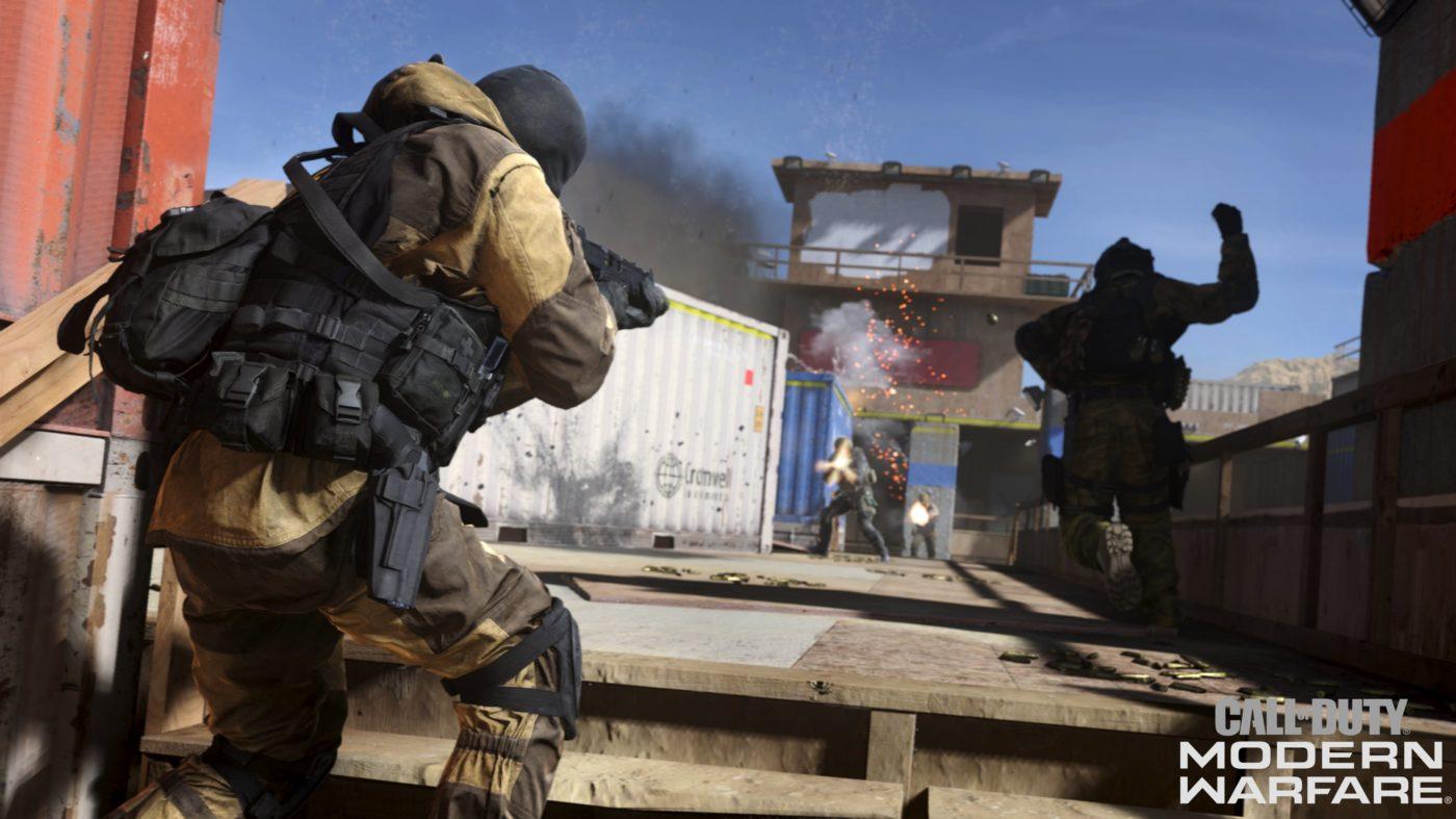 modern warfare alpha review, Call of Duty: Modern Warfare Alpha Review (Impressions) – Arcade Realism, MP1st, MP1st