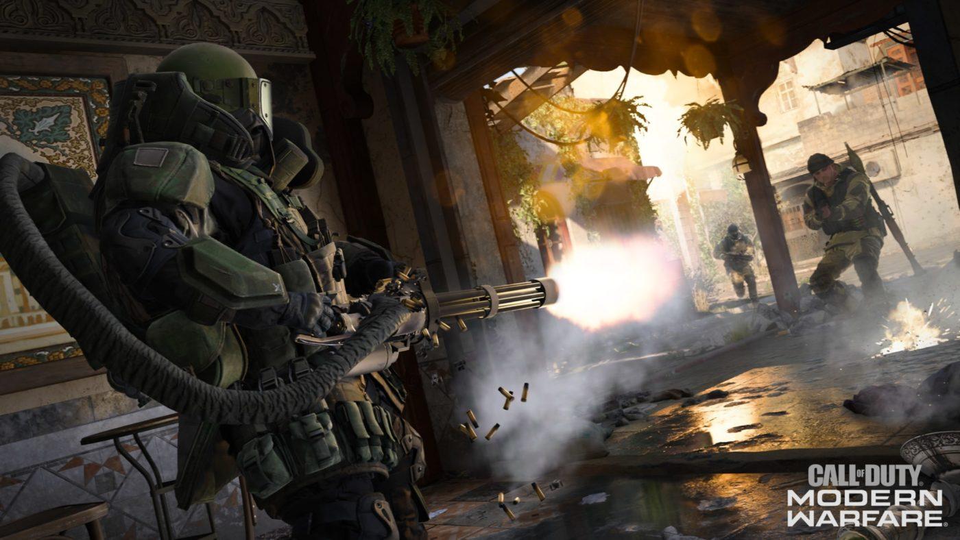 modern warfare ranked play