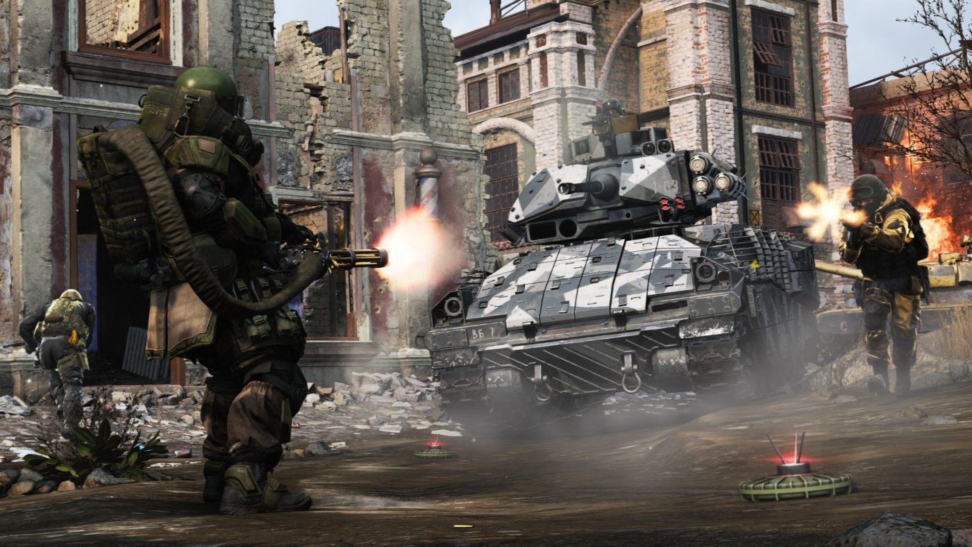 modern warfare tank nerf