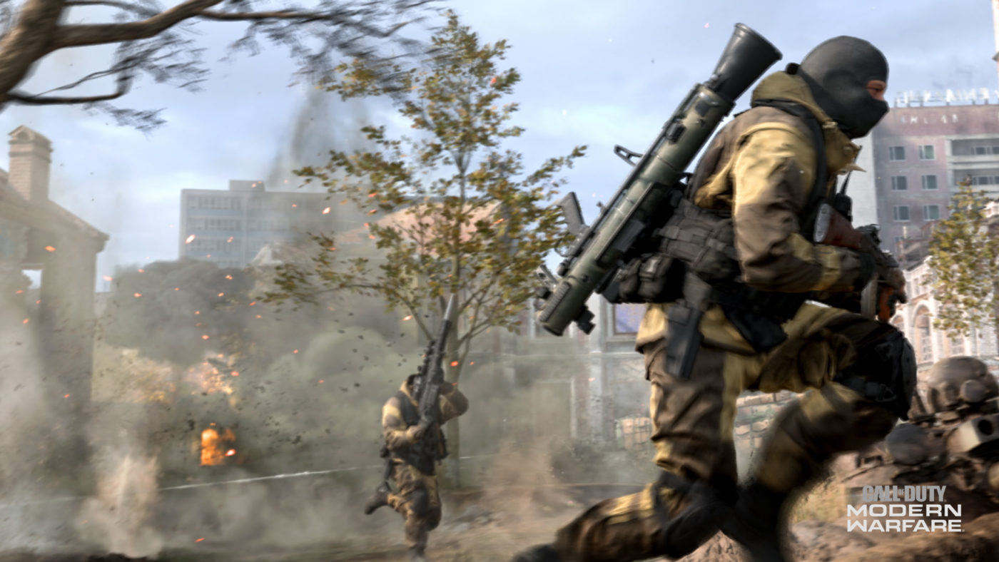 Call of Duty studio Infinity Ward says upcoming Modern Warfare isn't political class=