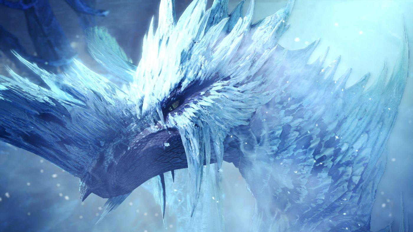 Iceborne's Final Beta Will Let You Fight Icy Elder Dragon Velkhana