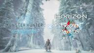monster hunter world iceborne horizon zero dawn