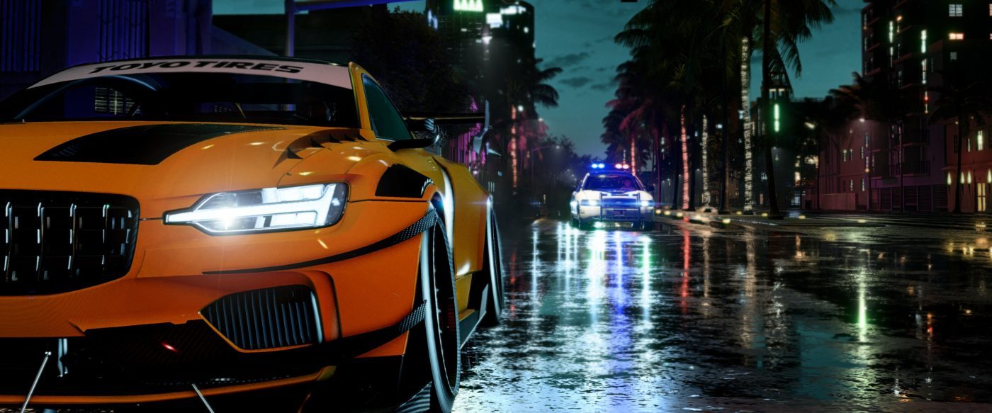 Need For Speed Heat Release Date Set For Nov 8 Deluxe Edition Contents Confirm Character Customization