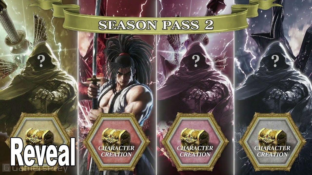 soulcalibur vi season pass 2 trailer