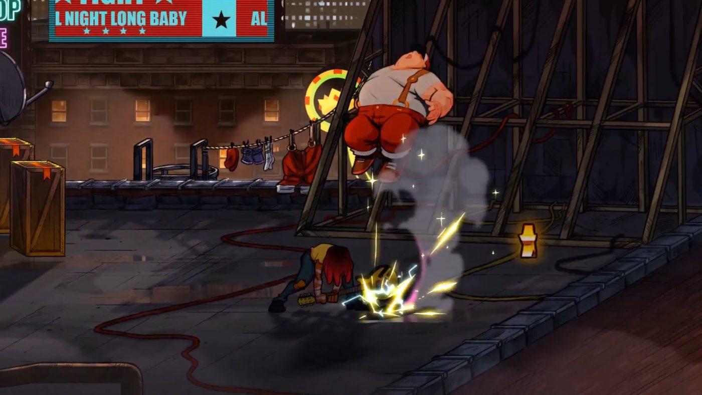 streets of rage 4 platforms