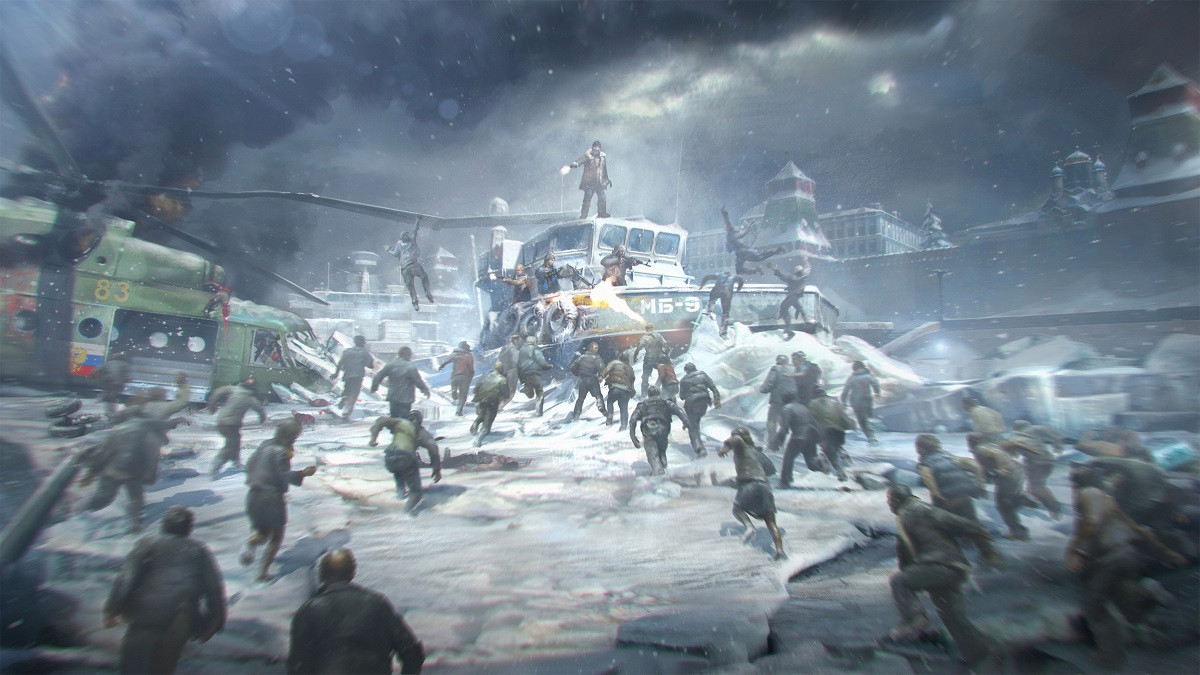 World War Z Update 1 08 Patch Notes, File Size Info - Here's