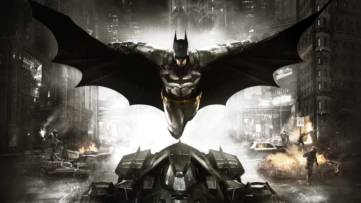 Arkham Origins studio appears to be teasing a new Batman game