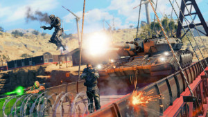 Black Ops 4 Campaign Gameplay Leaks Along With Details on the Cut Content