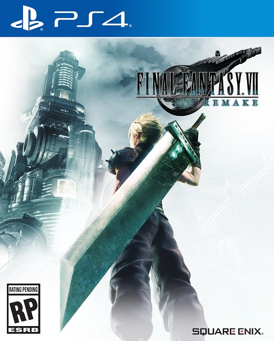 final fantasy 7 remake box art, Final Fantasy 7 Remake Box Art Revealed. New Gameplay Shows Tifa & Aerith Going Against Abzu, MP1st, MP1st