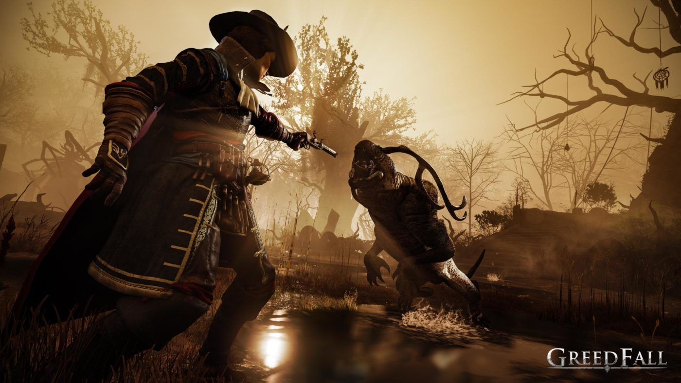 greedfall review, Greedfall Review – Adventure Time, MP1st, MP1st