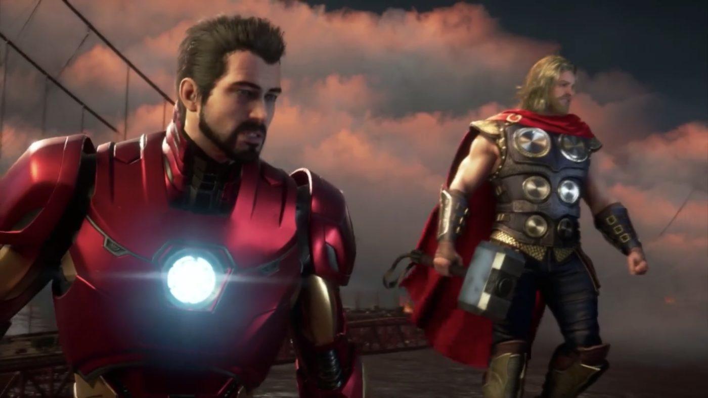 avengers game alternate costumes