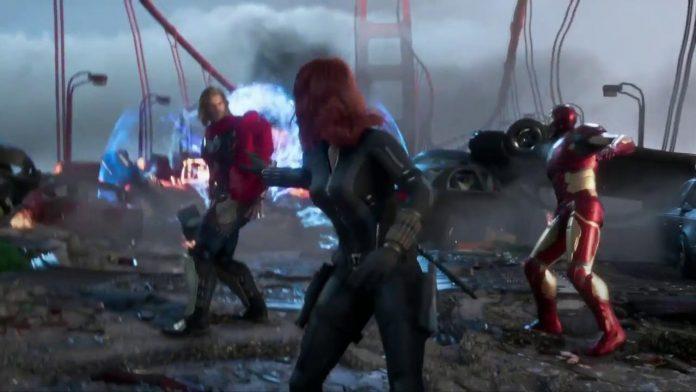 marvel's avengers JP