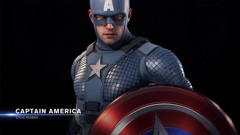 avengers game captain america secret empire