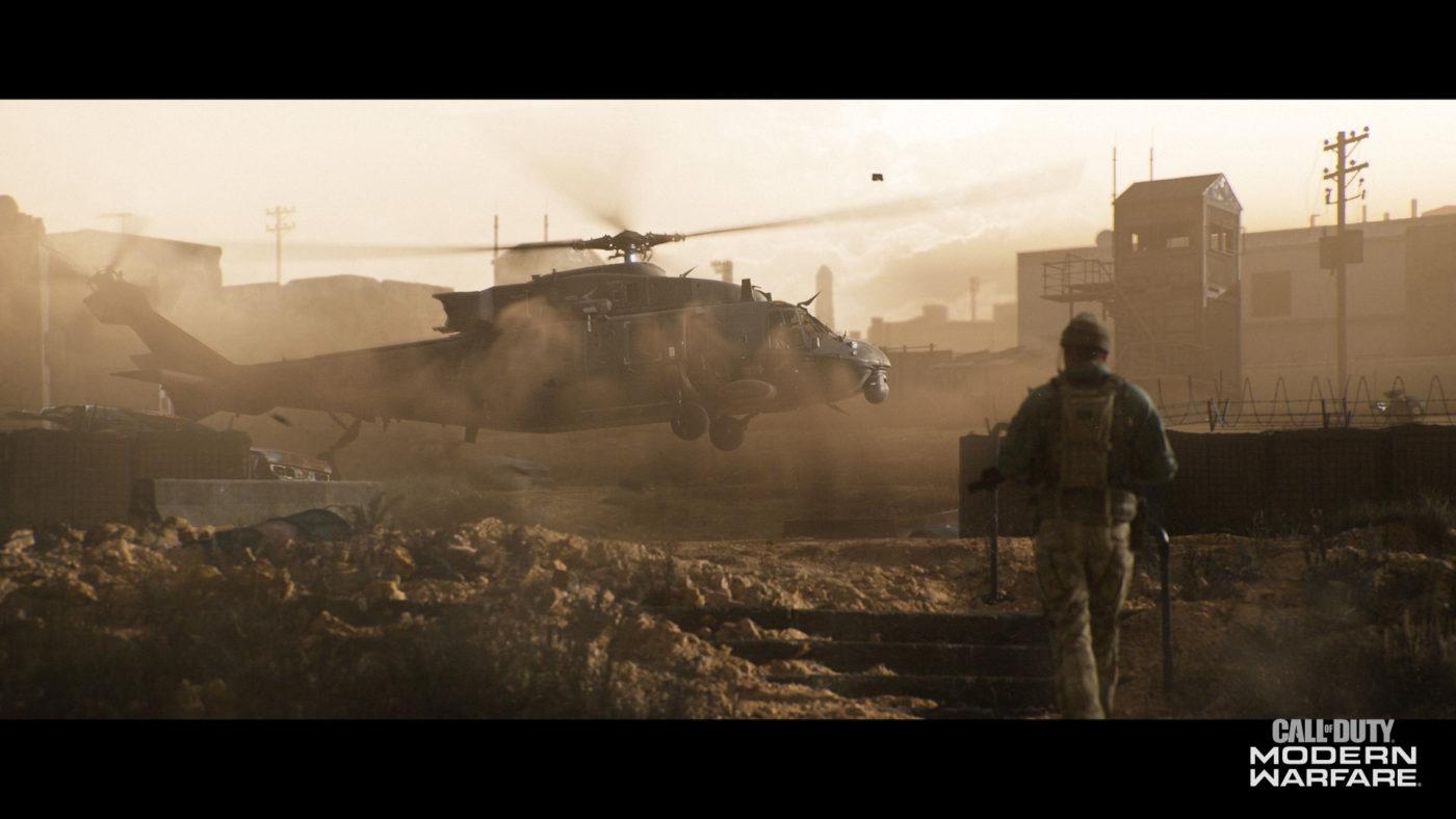 modern warfare pc update