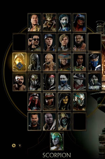 """mortal kombat 11 new mode, Mortal Kombat 11 New Mode """"Team Raid"""" Revealed, Here's Our First Glimpse of the Terminator in the Character Select Screen, MP1st, MP1st"""