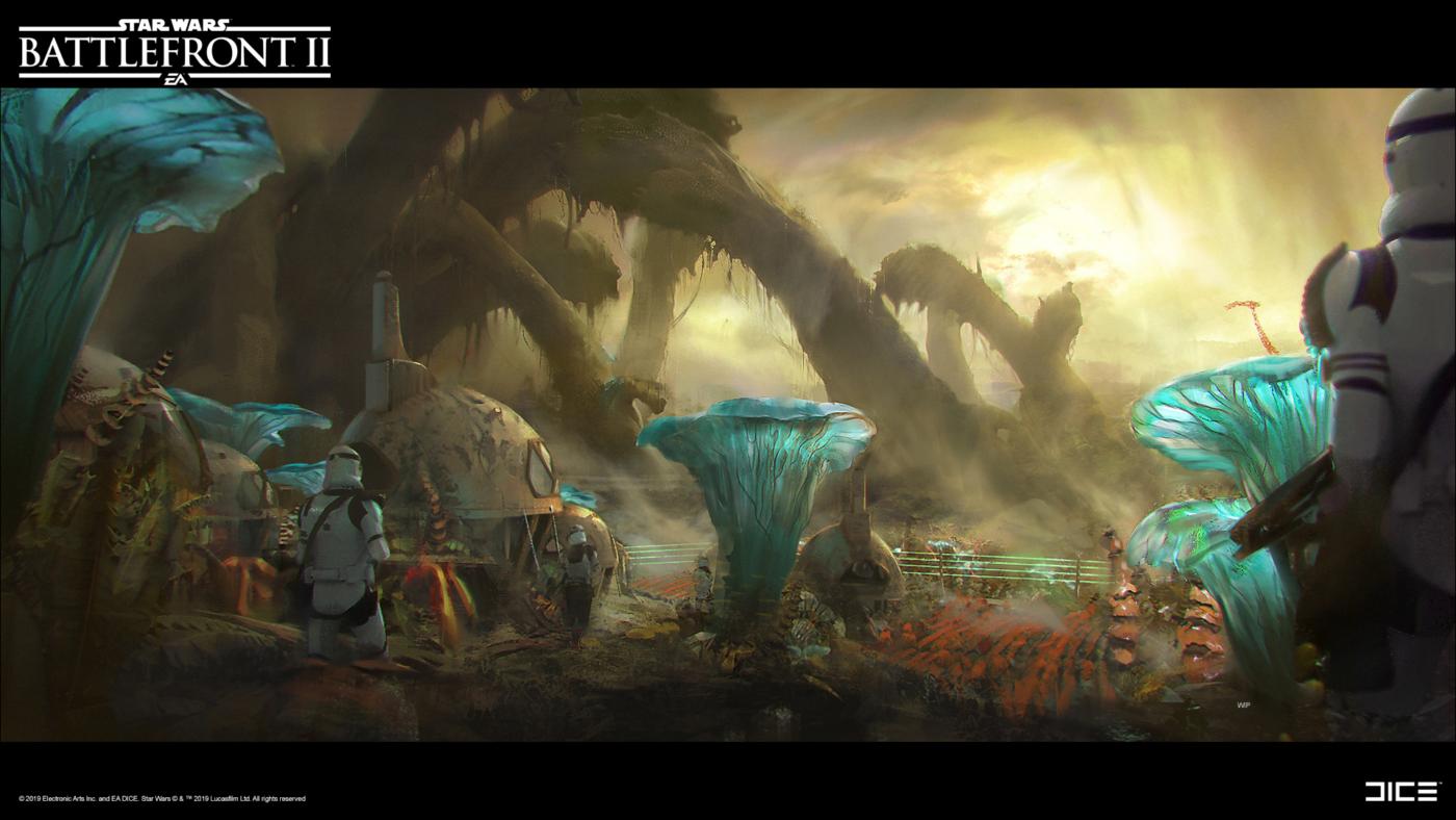 star wars battlefront 2 new map