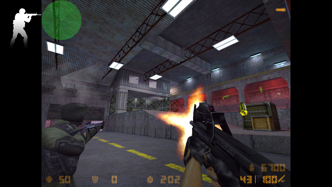, Evolution of Counter-Strike (from Half-Life Mod to Global Offensive), MP1st, MP1st