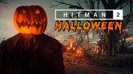 hitman 2 halloween