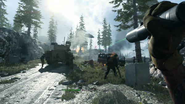 modern warfare review, Call of Duty: Modern Warfare Review – Back With a Bang, MP1st, MP1st