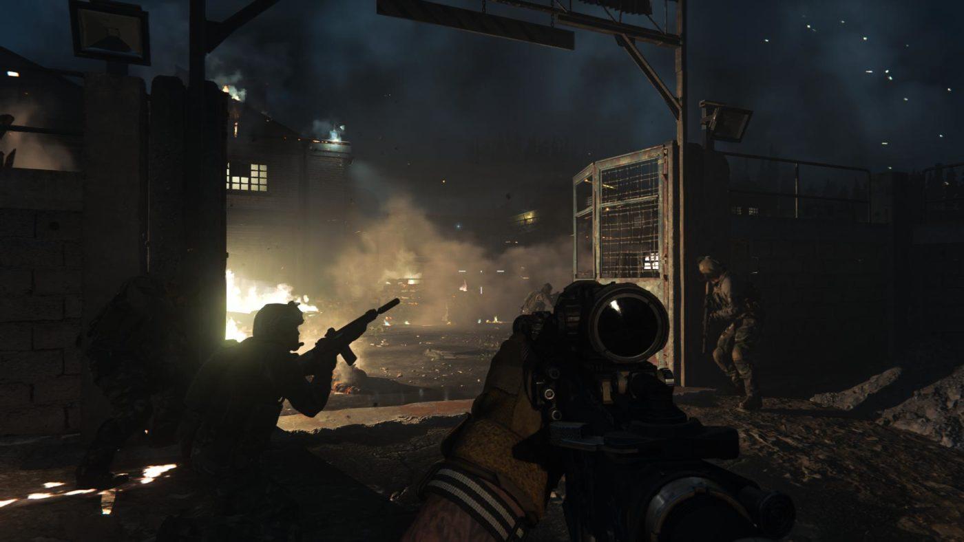 Modern Warfare Vector Leaked Here S Gameplay Upcoming Operators