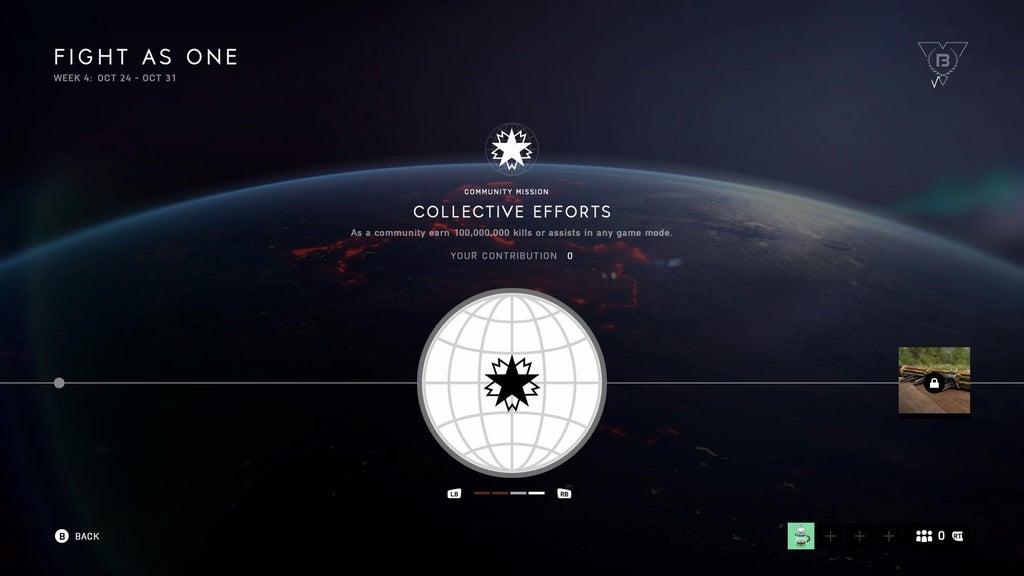 battlefield 5 new community mission, Battlefield 5 New Community Mission Now Live, Requires 100,000,000 Kills or Assists, MP1st, MP1st