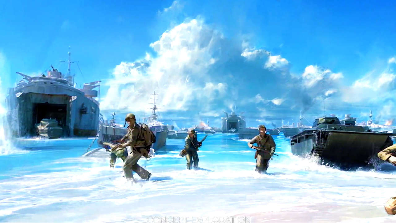 battlefield 5 summer update trailer