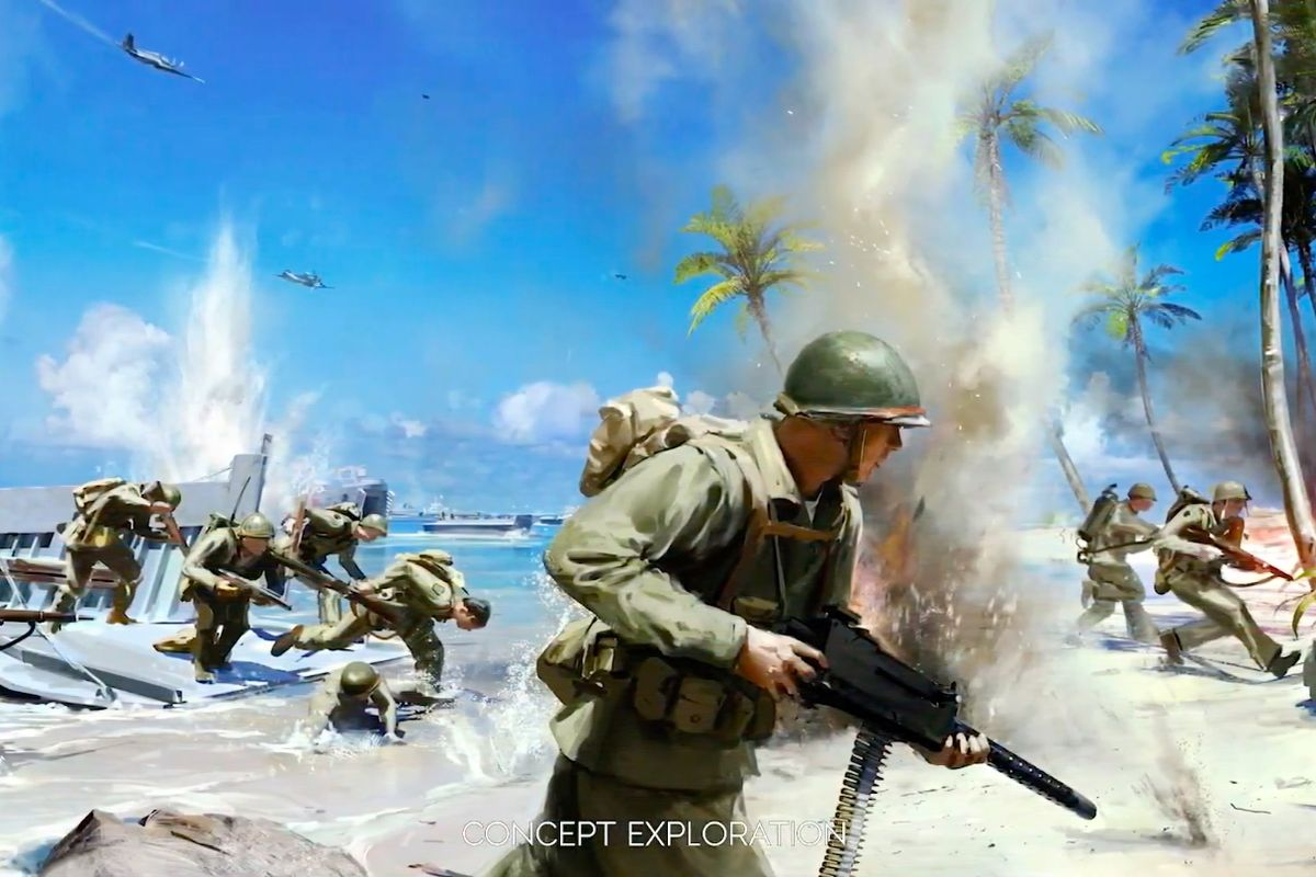 Battlefield 5 Update 7.3