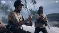 battlefield 5 new melee weapons