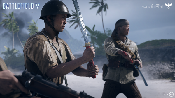 battlefield v playlist update
