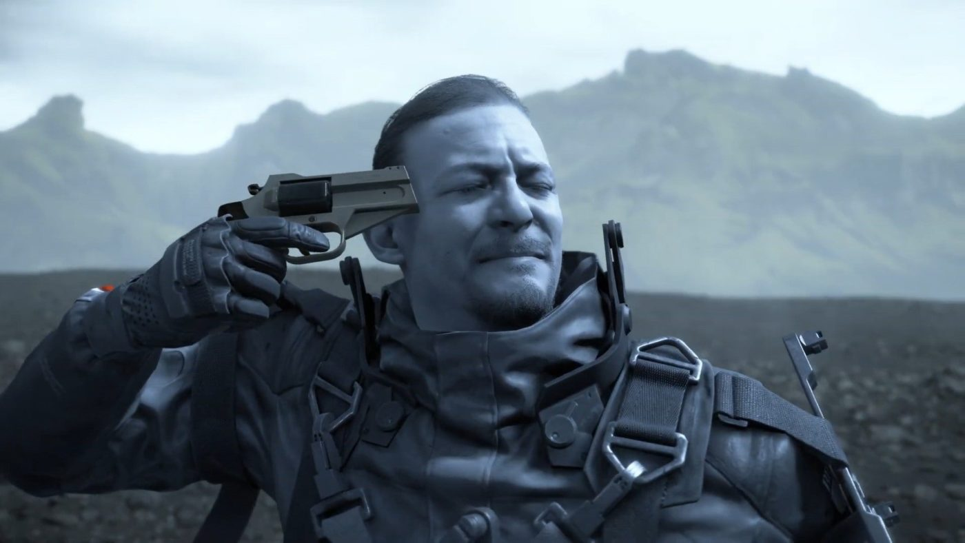 death stranding file size