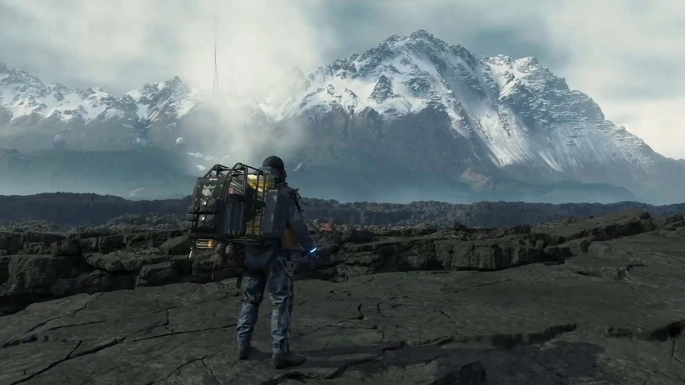 Death Stranding Update 1.05 Improve Game's Performance