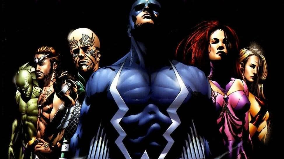 avengers game inhumans