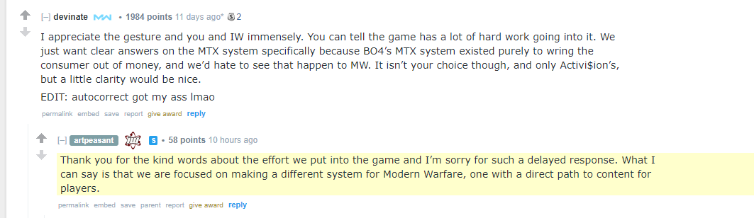 """modern warfare microtransactions system, Modern Warfare Microtransactions System to Be a """"Direct Path to Content for Players"""" Says Infinity Ward, MP1st, MP1st"""
